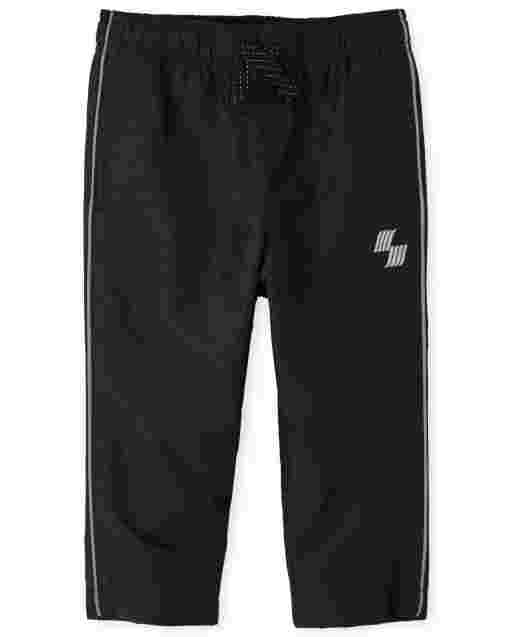 Baby And Toddler Boys Active Woven Wind Pants