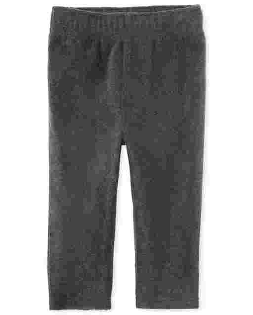 Toddler Boys Microfleece Pants
