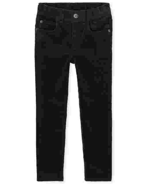 Boys Stretch Corduroy Pants