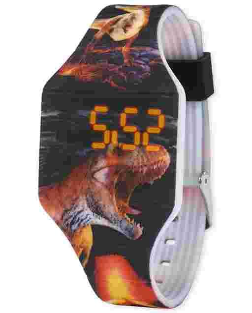 Boys Dino Lava Digital Watch