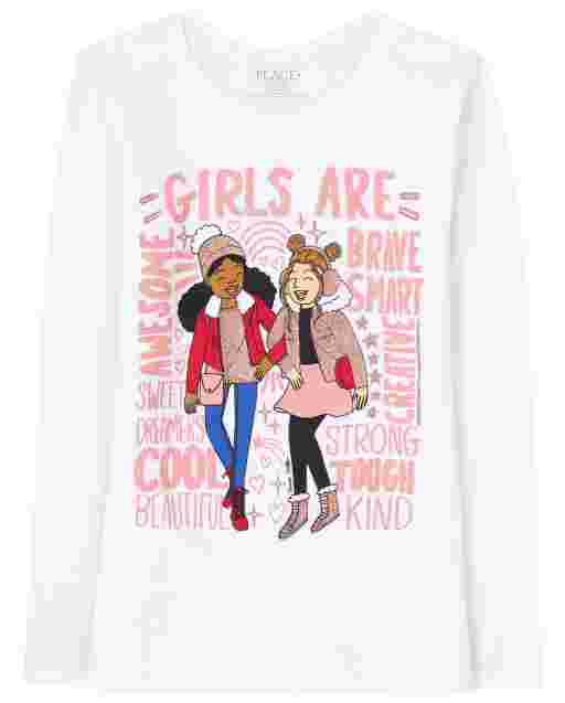 Girls Girls Are Graphic Tee