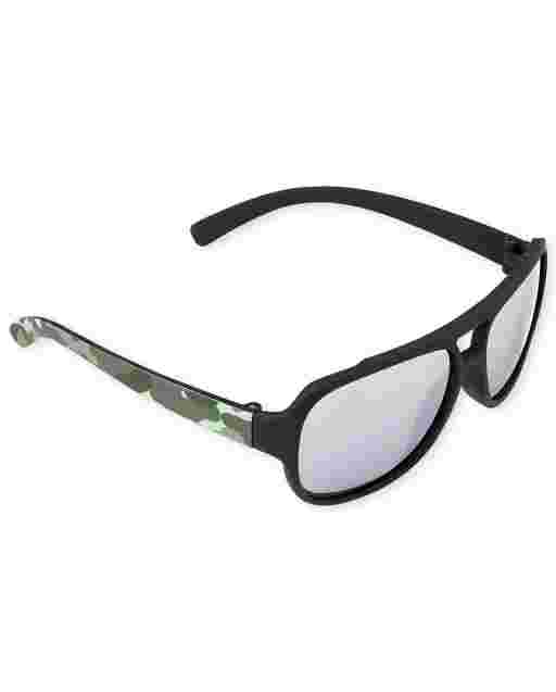 Toddler Boys Camo Sport Sunglasses