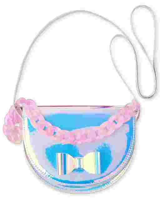 Girls Holographic Bag