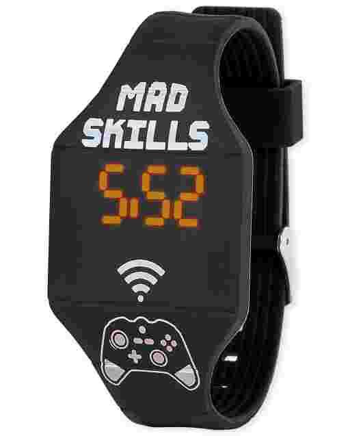 Boys Mad Skills Digital Watch
