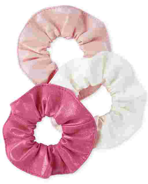 Girls Scrunchie 3-Pack