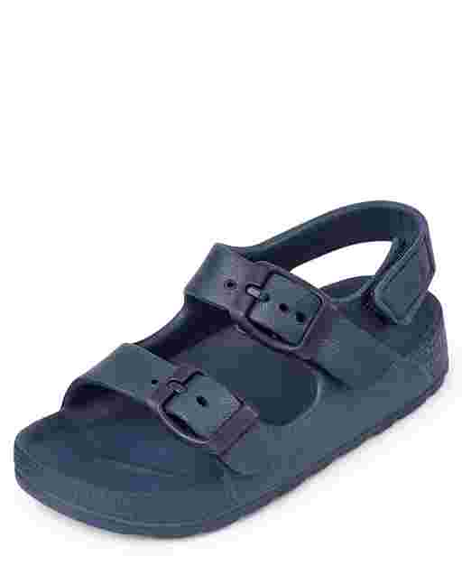 Toddler Boys Buckle Sandals
