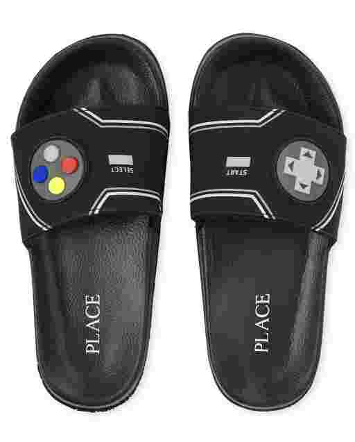 Boys Video Game Slides