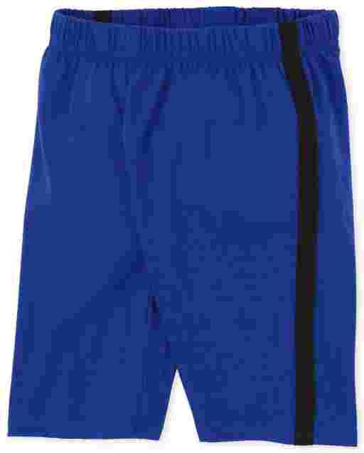 Pantalones cortos de pijama de punto para niños