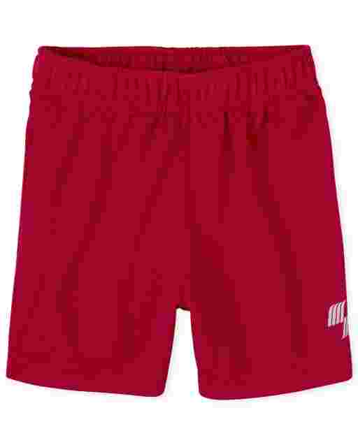 Baby And Toddler Boys PLACE Sport Knit Basketball Shorts