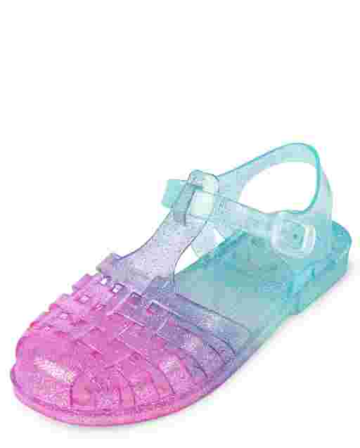 Sandalias de gelatina para niñas