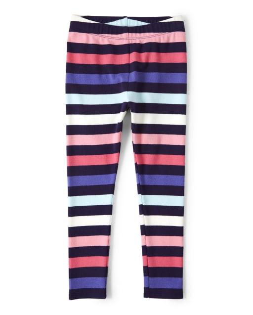 GYMBOREE NWT Mix N Match GIRLS LEGGINGS Capri Solid Pink KNIT 18-24 M