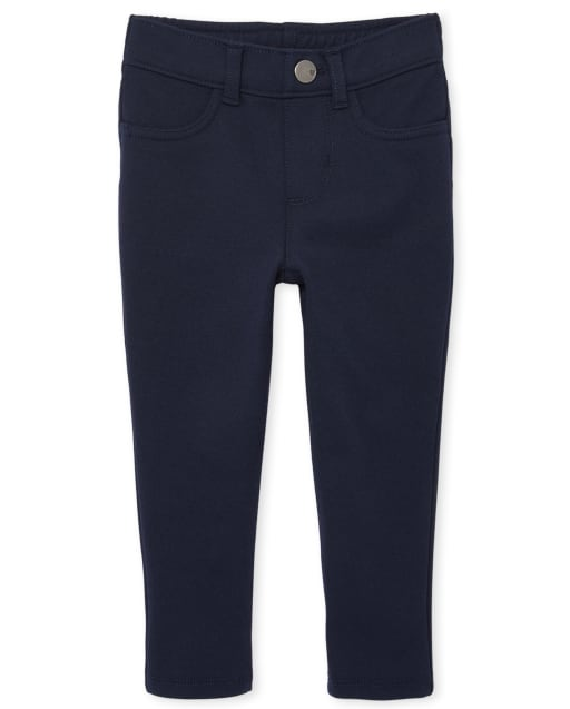 Pantalones Chinos De Uniforme Escolar Para Ninas Pequenas Ninos De S Place Envio Gratis