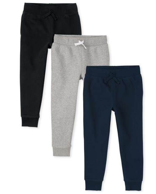 The Childrens Place Big Girls Fleece Joggers
