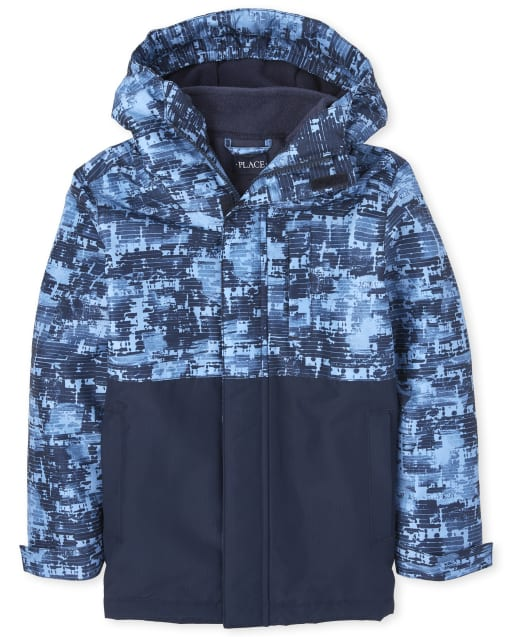 The Childrens Place Boys Big 3 in 1 Cold Weather Jacket