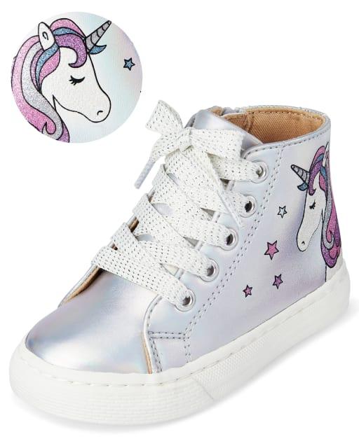 Toddler Girl Sneakers | The Children's