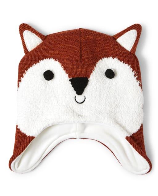 Boys Fox Hat - Harvest