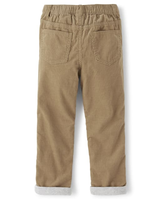 The Childrens Place Baby Boys Toddler Stretch Corduroy Pants