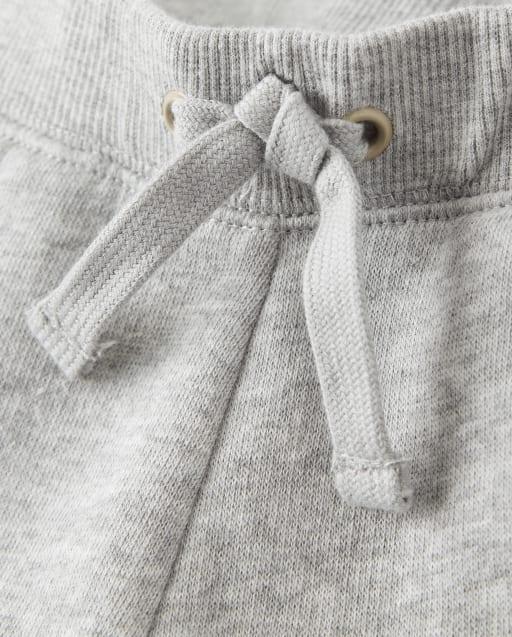 Pantalones Joggers De Vellon Con Bloques De Color Para Ninos Dino Roar
