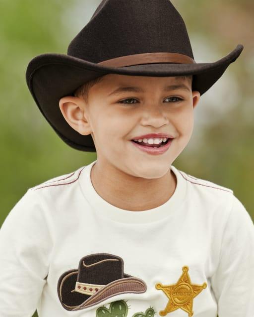 Sombrero de vaquero para niño - Western Skies