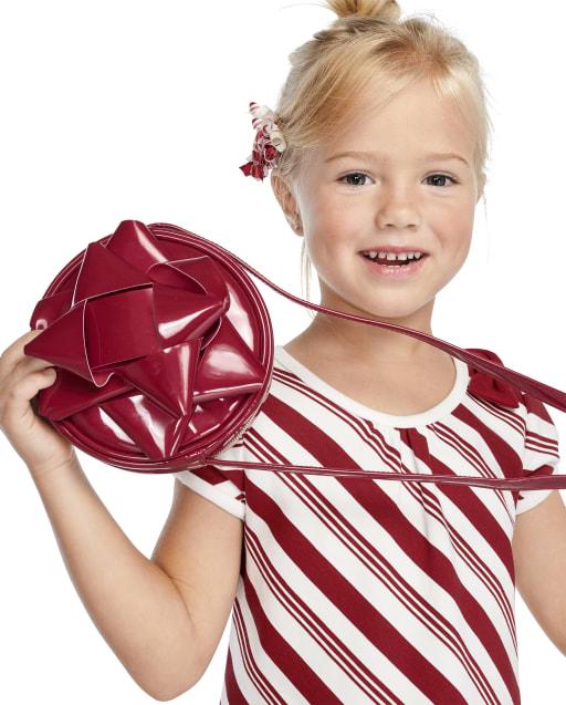 Bolso con lazo para niñas - Ho Ho Ho