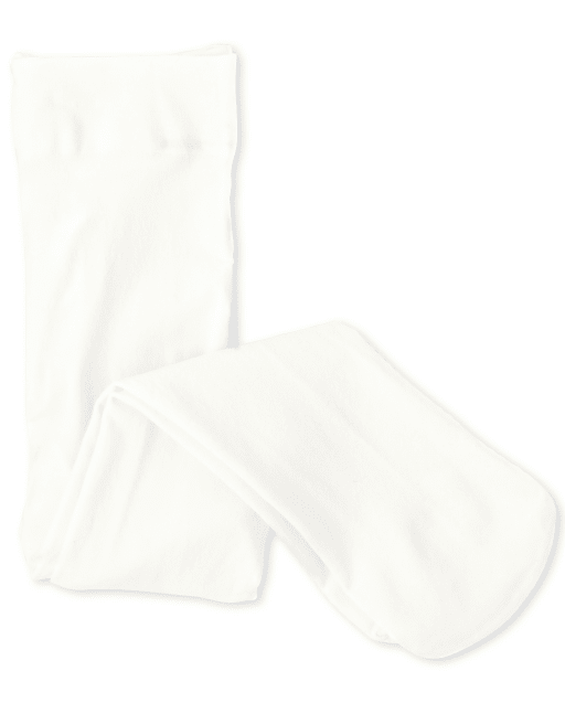 Toddler Girls Microfiber Tights