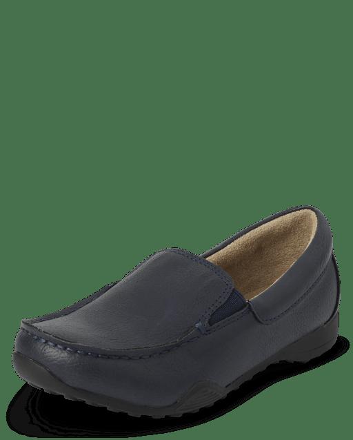 Zapatos de vestir sin cordones para niños