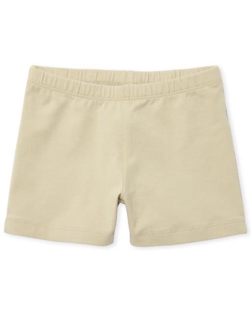 Girls Uniform Cartwheel Shorts