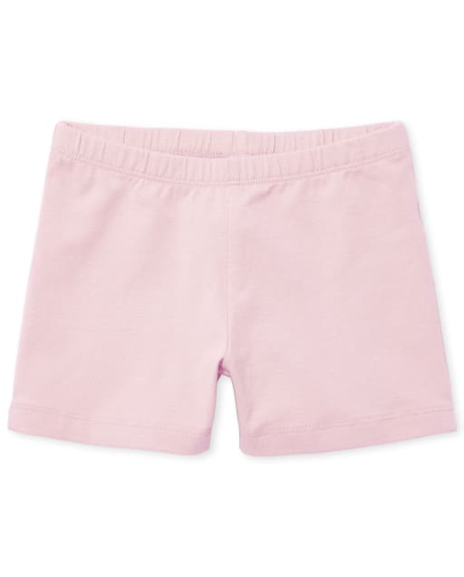 Girls Uniform Cartwheel Shorts