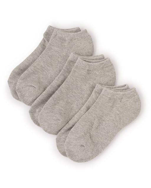 Unisex Kids Ankle Socks 3-Pack