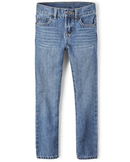 Boys Basic Skinny Jeans