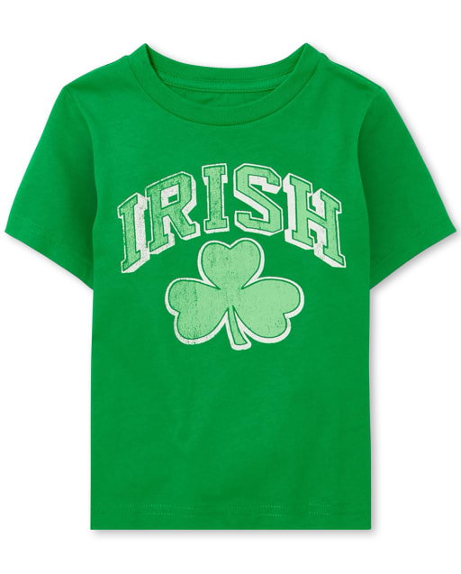 Unisex Baby And Toddler Matching Family St. Patrick's Day Graphic Tee