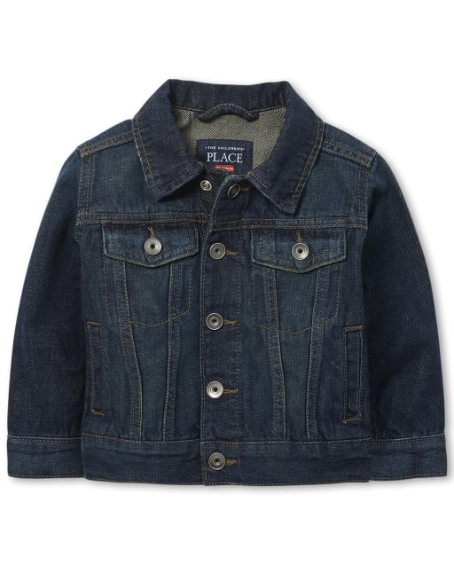 Toddler Boys Denim Jacket