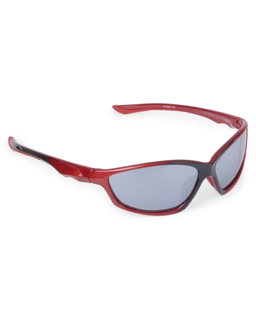 Toddler Boys Ombre Sport Sunglasses