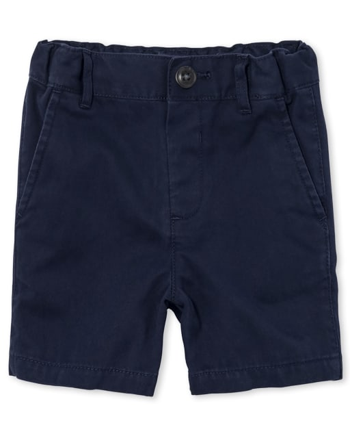Baby And Toddler Boys Woven Chino Shorts