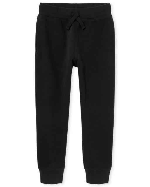 Boys Uniform Active Fleece Jogger Pants