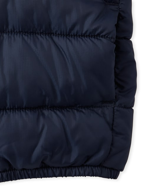The Childrens Place Toddler Boys Puffer Jacket