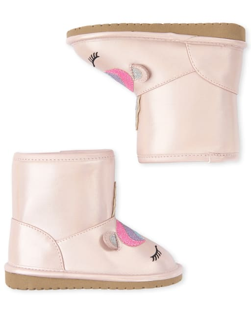 leather boots for toddler girl