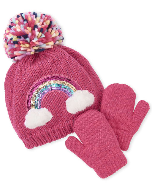 The Childrens Place Girls Toddler Beanie