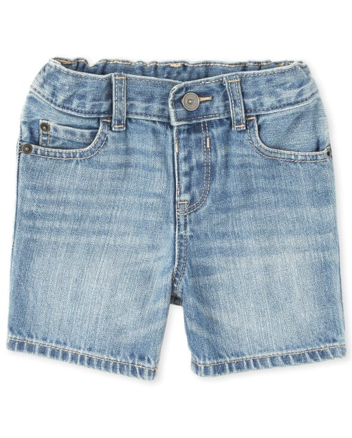 Baby And Toddler Boys Denim Shorts