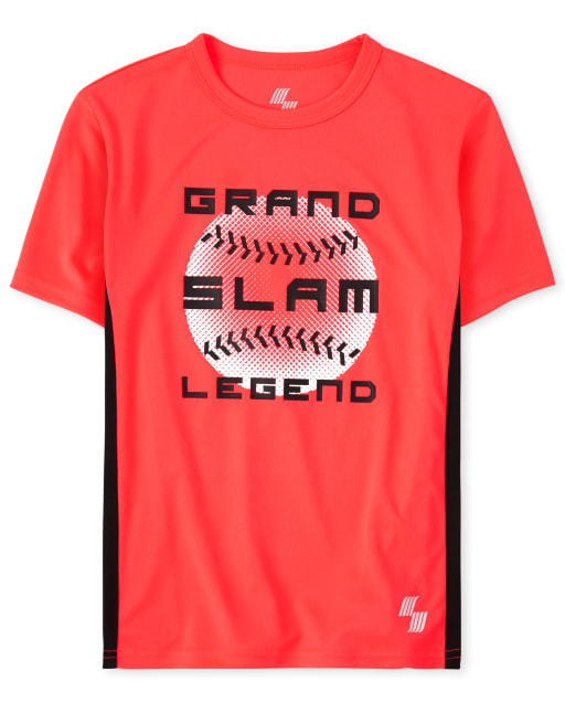 Boys PLACE Sport Short Sleeve Sports Graphic Performance Top