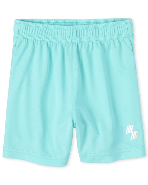 Baby And Toddler Boys PLACE Sport Knit Performance  Basketball Shorts