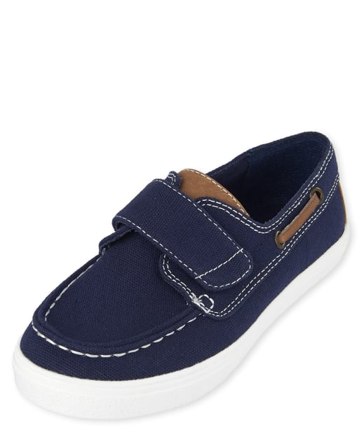 Boys Easter Matching Boat Shoes