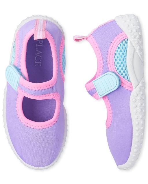 Toddler Girls Matching Water Shoes