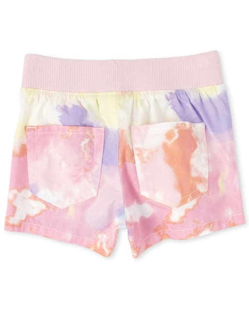The Childrens Place Girls Pull on Shorts