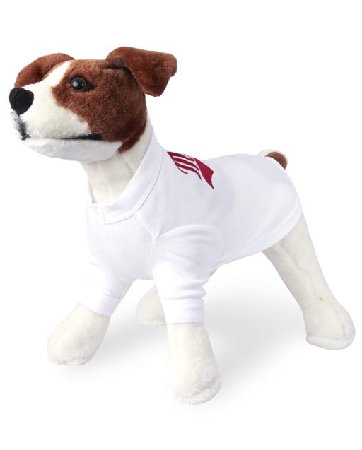 Dog Matching Family Short Sleeve 'Mascot' Graphic Tee