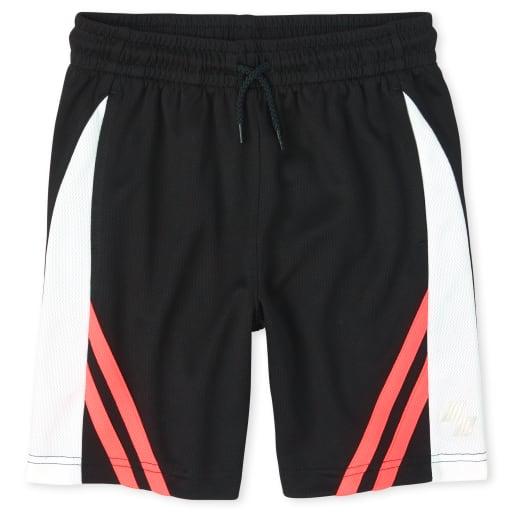 Boys PLACE Sport Side Stripe Performance Basketball Shorts