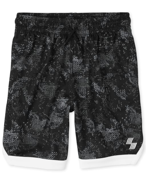 Boys PLACE Sport Print Performance Basketball Shorts