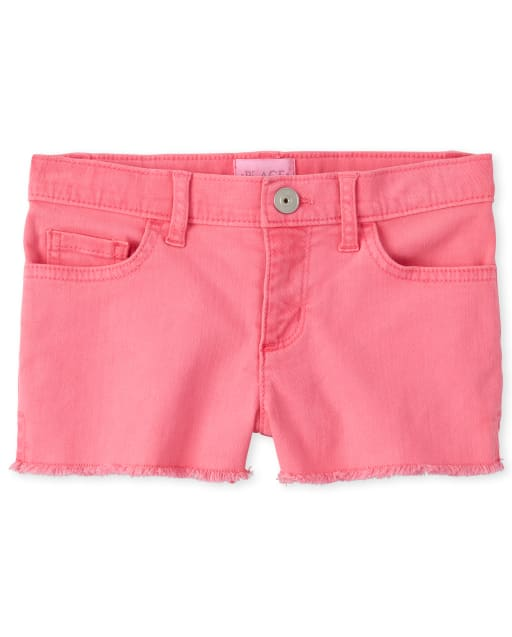 New Gymboree denim bermuda shorts girls 4 adjustable waist