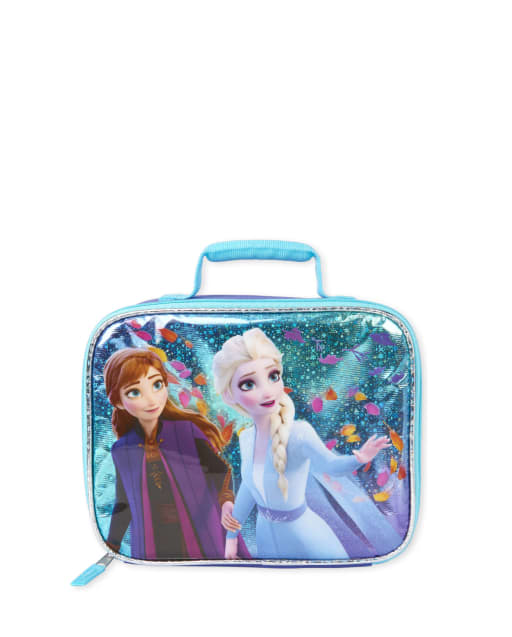 Toddler Girls Disney Frozen 2 Elsa And Anna Lunch Box