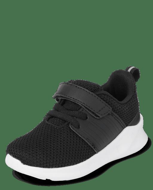 Toddler Boys Uniform Mesh Running Sneakers